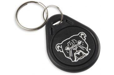 3-Bulldog Cases Digital Personal Vault w/LED and RFID