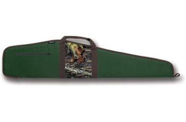 Bulldog Camo Panel Green with Camo Panel 48'' Rifle Case BD211