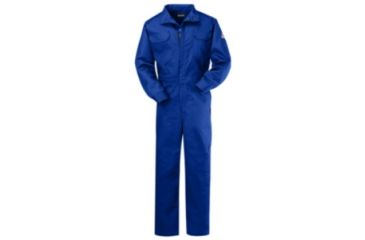 Bulwark Deluxe Coverall, Nomex IIIA, 4.5 oz., ROYAL, LN42 CNB2RBLN42