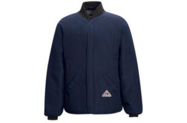 Bulwark Sleeved Jacket Liner, Nomex IIIA, NAVY, LNL LNL2NVLNL
