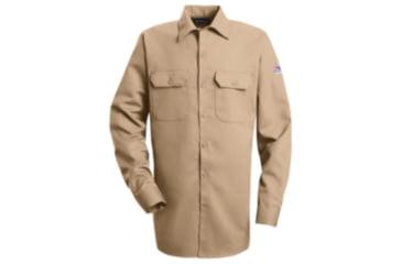 Bulwark Work Shirt, Excel FR ComforTouch, Men, SLW2KH, LNL SLW2KHLNL