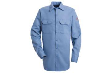 Bulwark Work Shirt, Excel FR ComforTouch, Men, SLW2LB, LNL SLW2LBLNL