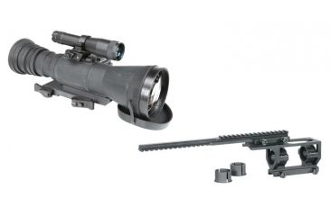 Armasight Bravo Night Vision Clip-On System w/ Manual Gain Gen 3 NSCCOLR00139DB1 w/ FREE Front Scope Rail System ANAM000021