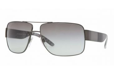 Burberry BE 3040 Sunglasses Styles Gunmetal Frame / Gray Gradient Lenses, 105711-6113