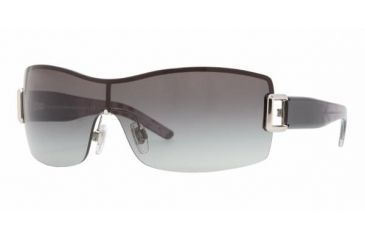 Burberry BE 3043 Sunglasses Styles Silver Frame / Gray Gradient Lenses, 108411-0131