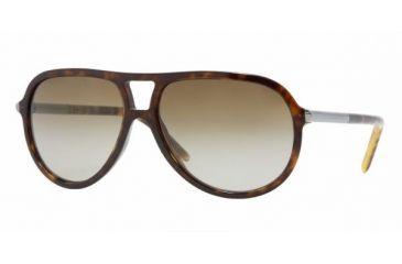 Burberry BE4063 Progressive Prescription Sunglasses BE4063-300213-5814 - Lens Diameter 58 mm