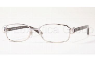 Burberry BE1015 Eyeglass Frames 1027-5017 - Silver