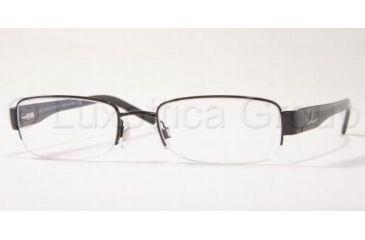Burberry BE1017A Eyeglass Frames 1001-5119 - Black