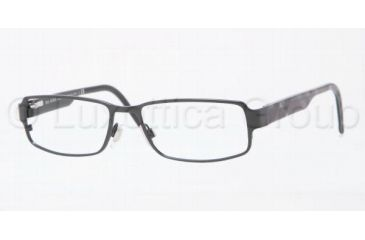 Burberry BE1195 Bifocal Prescription Eyeglasses 1001-5316 - Shiny Black Frame