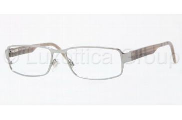 Burberry BE1195 Bifocal Prescription Eyeglasses 1003-5316 - Gunmetal