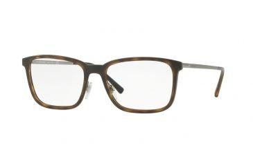dea8eb99802 Burberry BE1315 Eyeglass Frames 1008-54 - Matte Dark Havana Frame