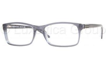 Burberry BE2020 Eyeglass Frames 3013-5217 - Marine Gray