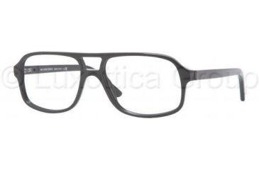 Burberry BE2088 Progressive Prescription Eyeglasses 3001-5216 - Black