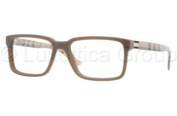 Burberry BE2090 Progressive Prescription Eyeglasses 3237-5317 - Brown Hazelnut