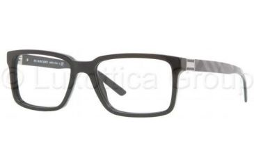 Burberry BE2090 Progressive Prescription Eyeglasses 3241-5317 - Black