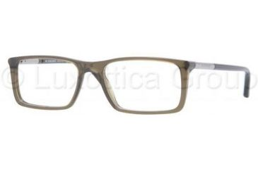 Burberry BE2092 Single Vision Prescription Eyewear 3010-5217 - Olive Green