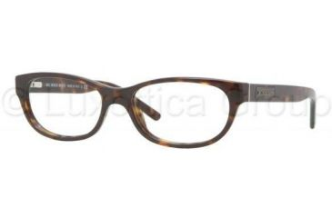 Burberry BE2106 Bifocal Prescription Eyeglasses 3002-5115 - Dark Havana Frame