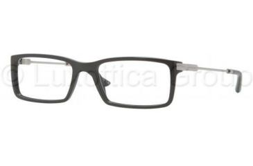 Burberry BE2113 Eyeglass Frames 3001-5217 - Black Frame