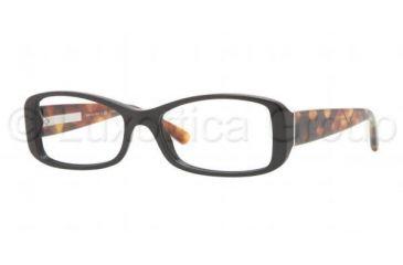Burberry BE2119 Progressive Prescription Eyeglasses 3329-5116 - Black Frame