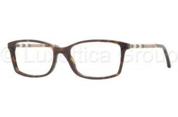 Burberry BE2120 Eyeglass Frames 3002-5316 - Dark Havana Frame