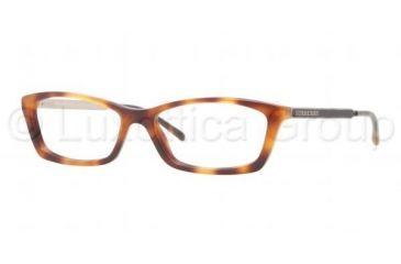 Burberry BE2129 Eyeglass Frames 3316-5115 - Havana Frame