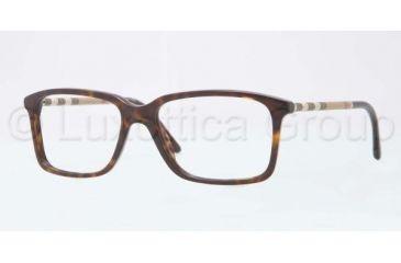 Burberry BE2137 Bifocal Prescription Eyeglasses 3002-5516 - Dark Havana Frame