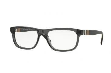 eb755ec18e6 Burberry BE2197 Eyeglass Frames 3544-53 - Grey Frame