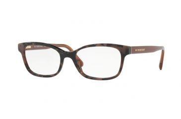 d4236b00b7c Burberry BE2201F Eyeglass Frames 3648-54 - Spotted Brown Frame
