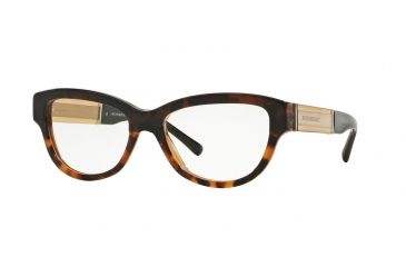 Best Lightweight Eyeglass Frames : Burberry BE2208 Eyeglass Frames BE2208-3558-51 Up To 50% OFF
