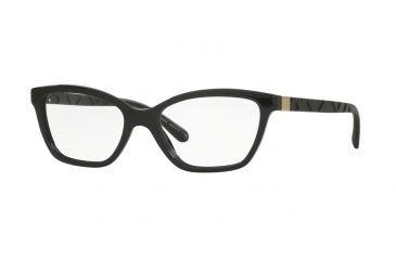 787958f42c33 Burberry BE2221 Bifocal Prescription Eyeglasses 3001-51 - Black Frame