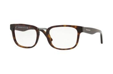 11adcfdcb85a Burberry BE2279 Prescription Eyeglasses 3002-51 - Dark Havana Frame