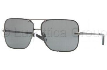 Burberry BE3048 Sunglasses 105787-6113 - Dark Gunmetal Gray