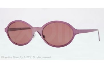 Burberry BE3069 Single Vision Prescription Sunglasses BE3069-117875-52 - Lens Diameter 52 mm, Lens Diameter 52 mm, Frame Color Violet