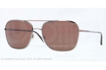 Burberry BE3075 Sunglasses 114373-59 - Brown Frame, Brown Lenses