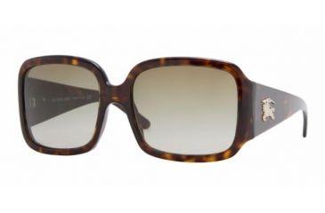 Burberry BE4055 #300213 - Tortoise Frame, Brown Gradient Lenses