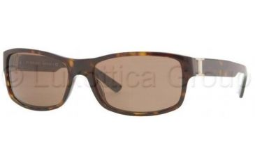 Burberry BE4090A Sunglasses 300273-5916 - Tortoise Brown