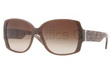 Burberry BE4105M Sunglasses 323713-5816 - Brown Frame, Brown Gradient Lenses