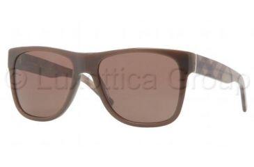 Burberry BE4112M Bifocal Prescription Sunglasses BE4112M-323773-5617 - Lens Diameter 56 mm, Frame Color Brown