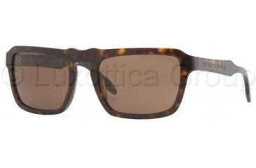 Burberry BE4119 Bifocal Prescription Sunglasses BE4119-331473-5620 - Lens Diameter 56 mm, Frame Color Dark Havana