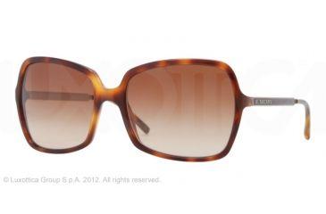 Burberry BE4127 Bifocal Prescription Sunglasses BE4127-331613-57 - Lens Diameter 57 mm, Frame Color Havana