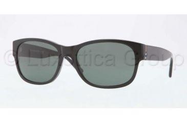 Burberry BE4135 Progressive Prescription Sunglasses BE4135-300171-5818 - Lens Diameter 58 mm, Frame Color Black
