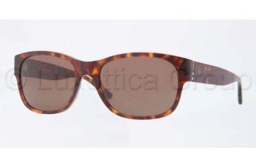 Burberry BE4135 Progressive Prescription Sunglasses BE4135-334973-5818 - Lens Diameter 58 mm, Frame Color Havana