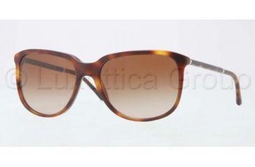 Burberry BE4139 Bifocal Prescription Sunglasses BE4139-331613-5717 - Lens Diameter 57 mm, Frame Color Havana