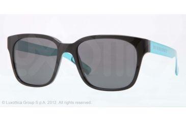 Burberry BE4148 Sunglasses 300187-55 - Black Frame 964c943a452