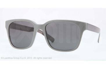 Burberry BE4148 Bifocal Prescription Sunglasses BE4148-337187-55 - Lens Diameter 55 mm, Lens Diameter 55 mm, Frame Color Gray