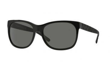 102ceb234409 Burberry BE4183 Sunglasses 300187-58 - Black Frame