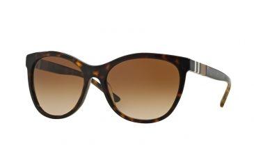 748535b29645 Burberry BE4199 Sunglasses 300213-58 - Dark Havana Frame