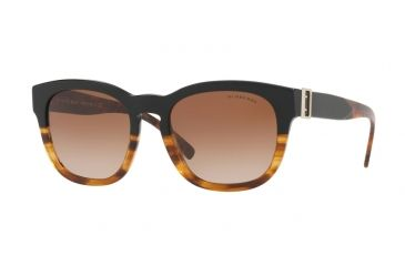 7d77bcd132 Burberry BE4258F Single Vision Prescription Sunglasses BE4258F-367913-56 -  Lens Diameter 56 mm