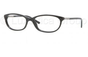 Burberry NUDE BE2103 Eyeglass Frames 3001-5116 - Black
