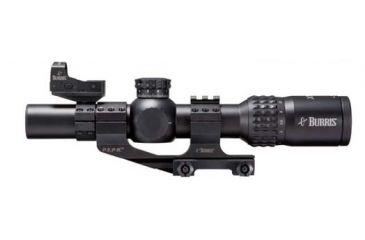 Burris 1-5-24mm Illuminated Riflescope,Matte,FastFire3,PEPR Mount,Scope Tube Mount,Ballistic 5.56 Gen3 RFP